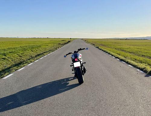 ¿Cómo hacer mejores fotos a tu moto?