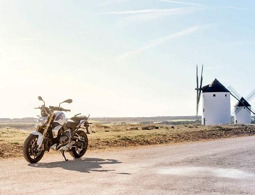 Descubriendo La Mancha con la BMW R 1250 R