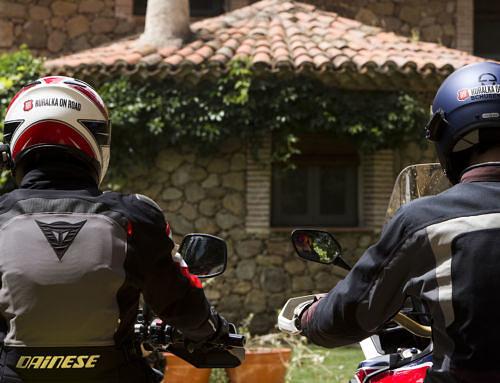 ¿Cómo es tener un padre motoviajero?
