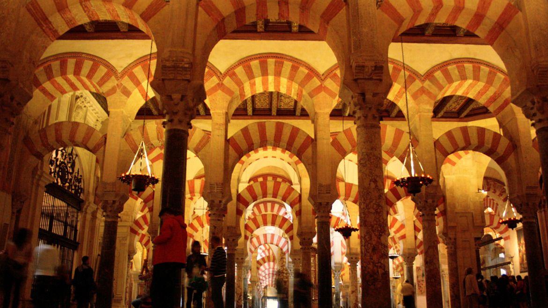 Interior Córdoba Mezquita