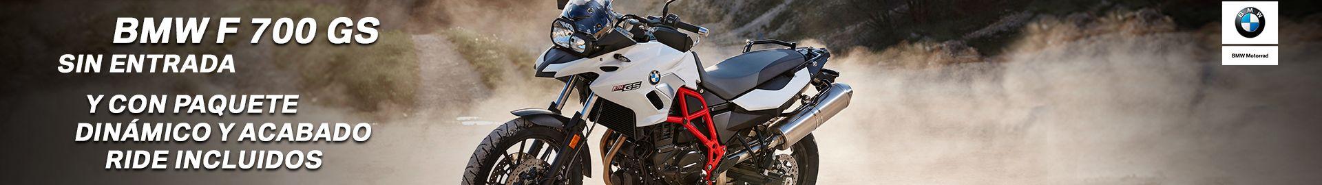 BMW F700GS