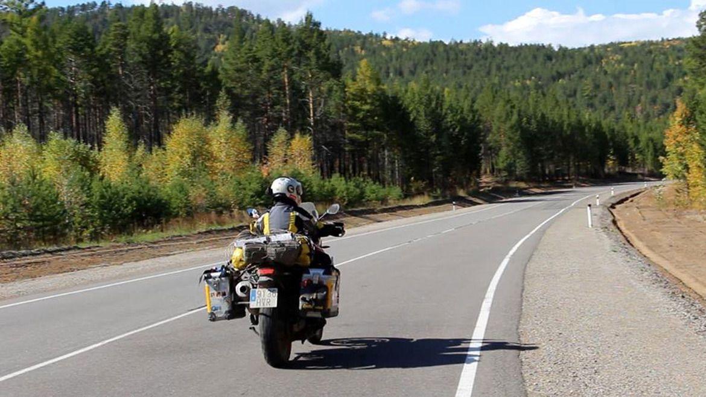 Alicia Sornosa en ruta valenciana