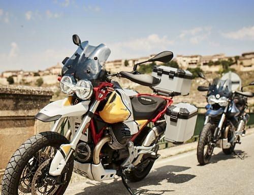 Volver a… viajar con tu moto