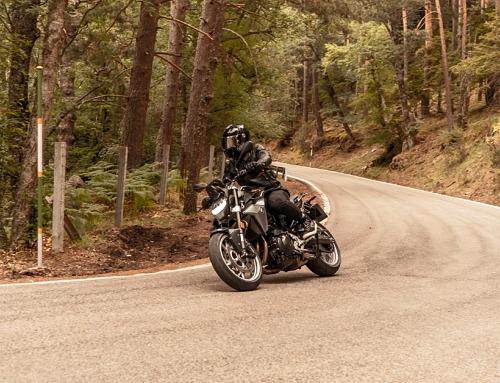 Cómo redactar una ruta en moto de forma atractiva