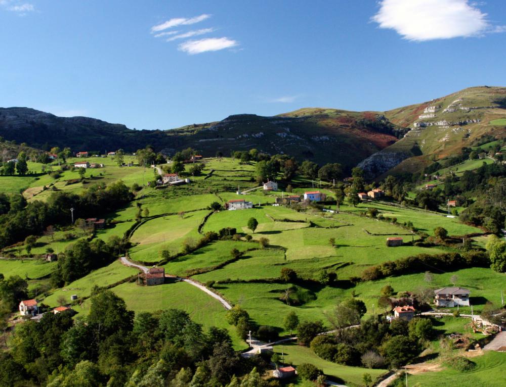 Cantabria de este a oeste