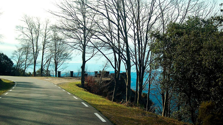 Carretera Montseny