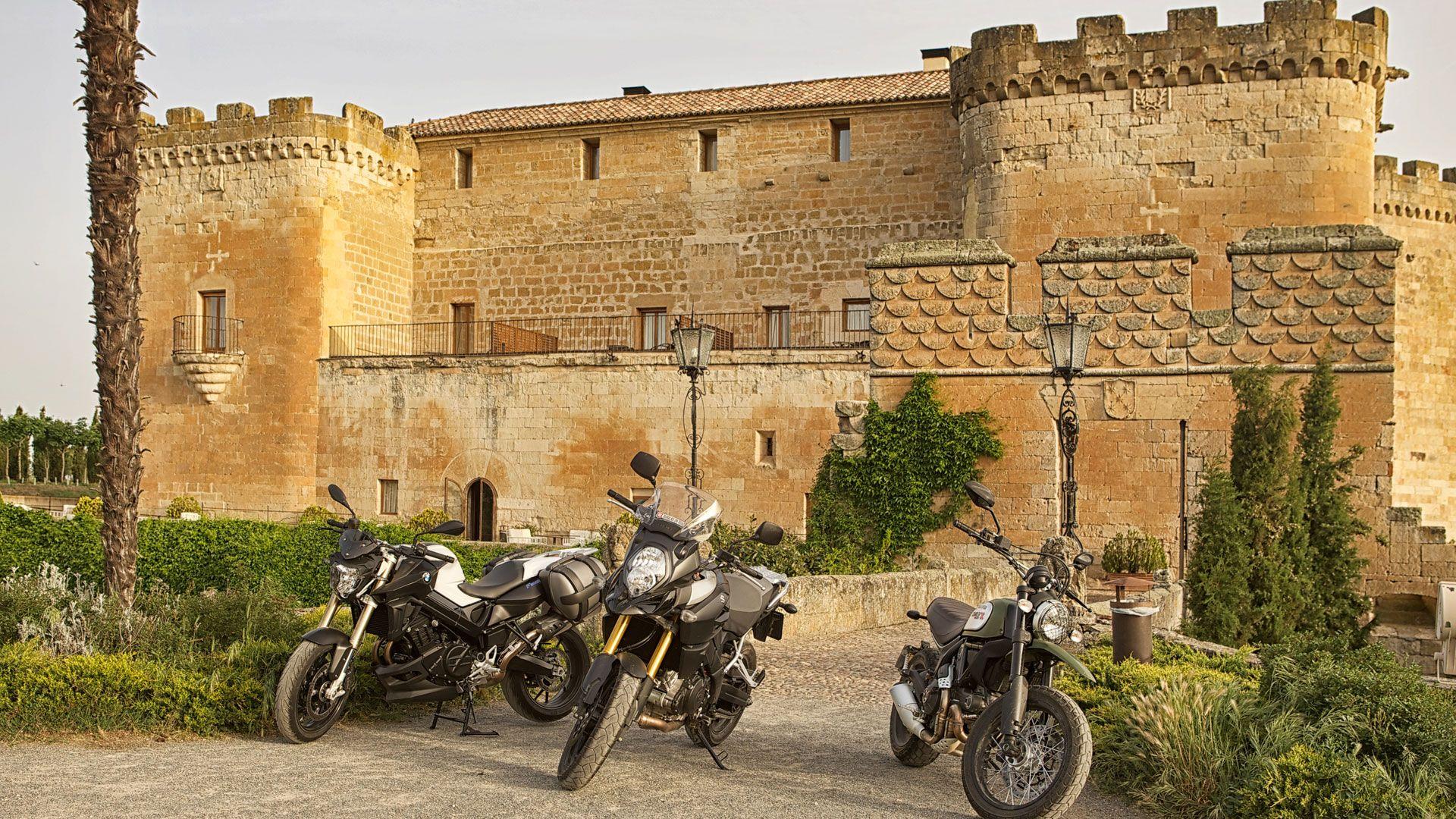 Castillo del Buen Amor, Salamanca