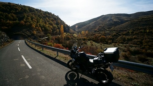 Carretera La Rioja