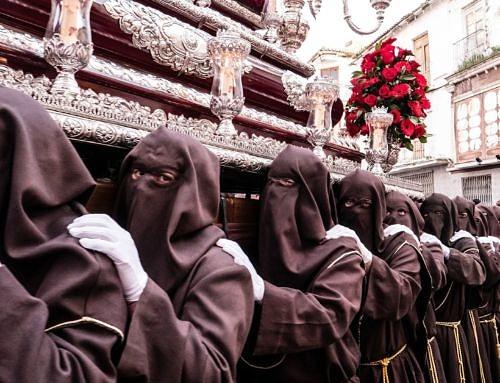 La ruta de las procesiones