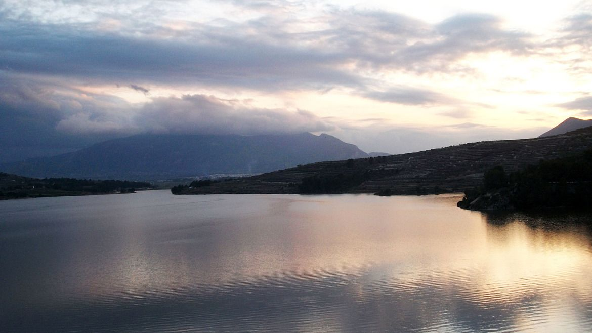 Embalse de Beniarrés, Valencia