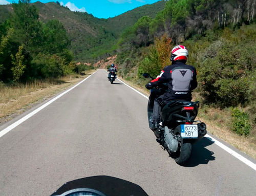 Ruta de Madrid a Formigal BMW Motorrad Days