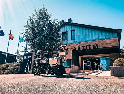 Descubriendo la historia Asturiana en moto