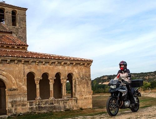 Ruta por Burgos con la BMW F 750 GS