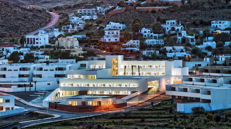 Hotel Cala Grande Fachada