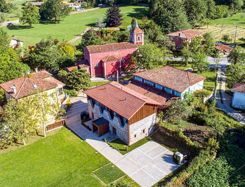 Apartamentos Rurales La Santilar