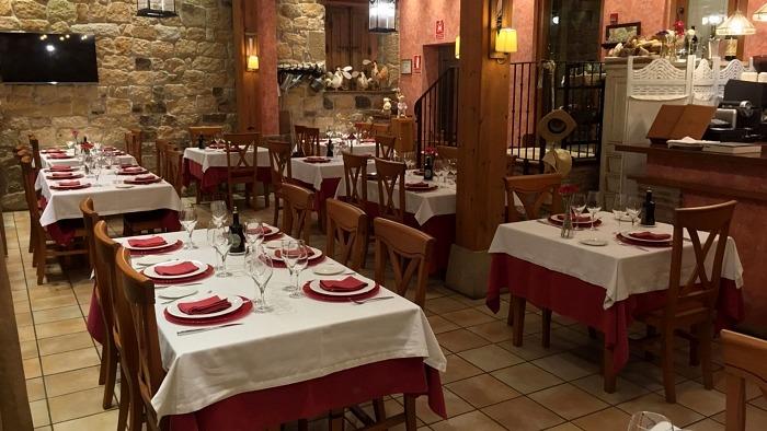 Restaurante Las Mayas