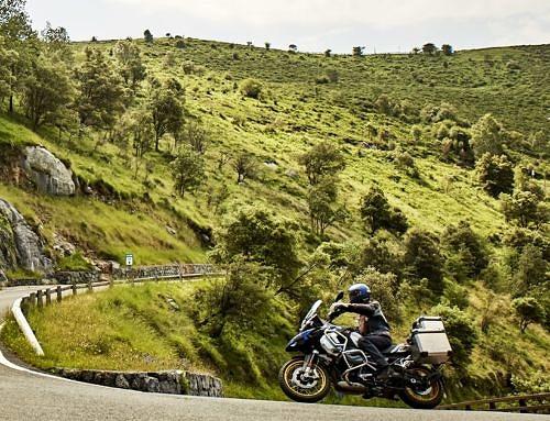La seguridad es lo primero, ¡airbags de moto!