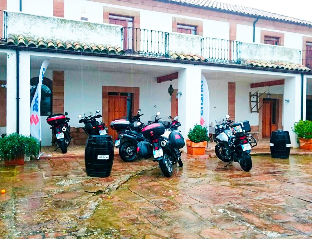 De Andalucía a La Mancha