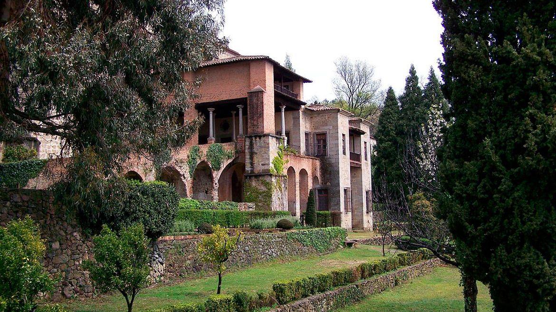 Monasterio Cuacos de Yuste