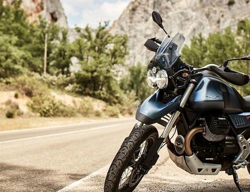 De Madrid a Segovia en moto