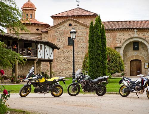 Las motos trail del momento