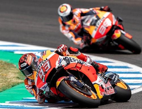 Gana 3 entradas dobles para el MotoGP Cheste