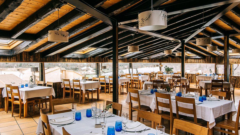 Restaurante Quercus Tierra