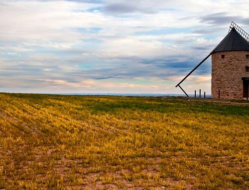 La Mancha, campos de Castilla