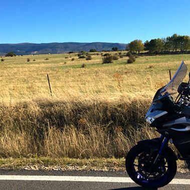 Ruta Segovia carretera