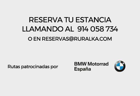 BMW patrocinio rutas