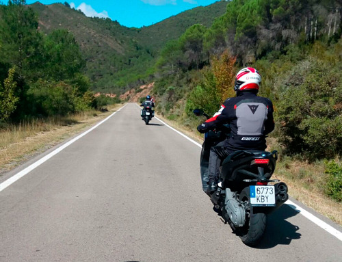Viajar con una scooter, ¿por qué no?